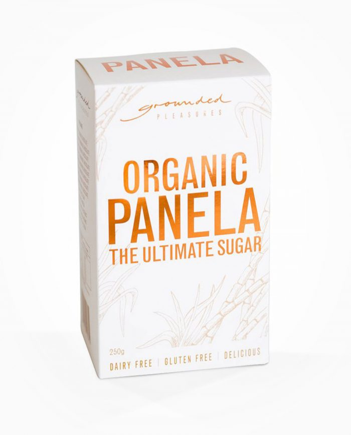 grounded pleasures organic panela