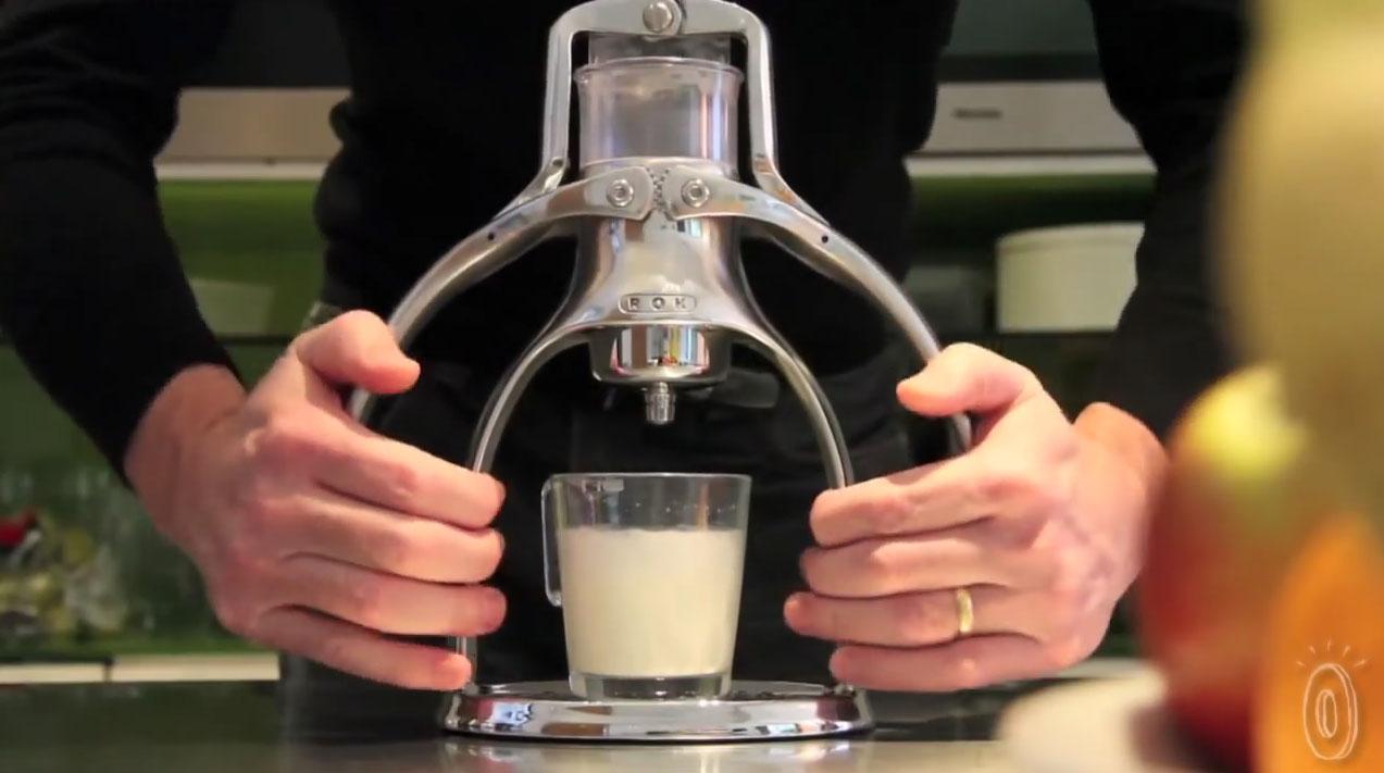 rok espresso usage