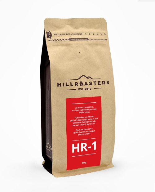 hill roasters premium coffee beans