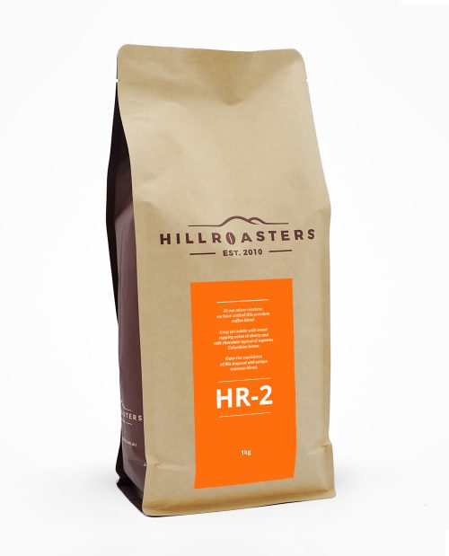 roasted coffee beans hill roasters