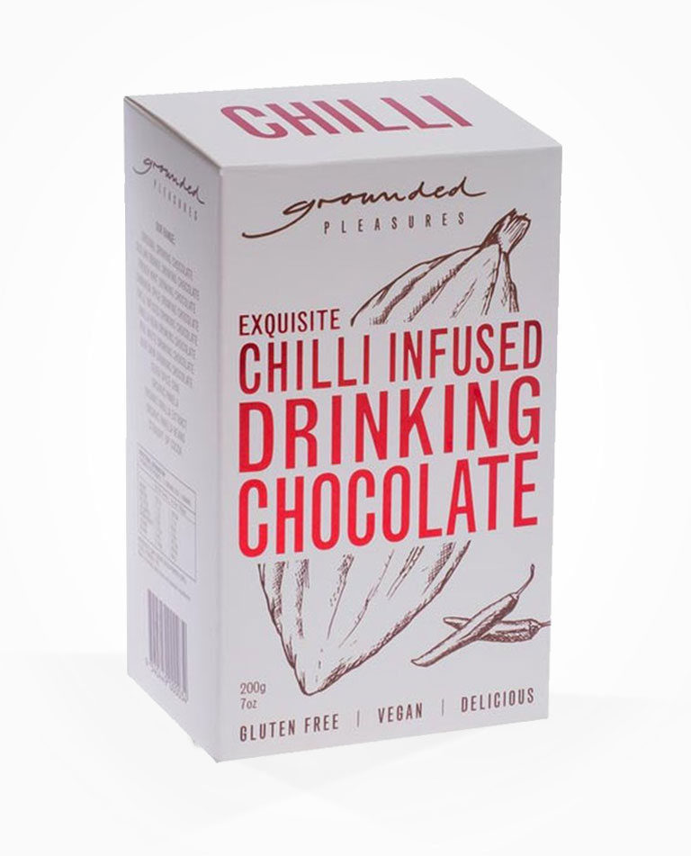 Chilli Infused Drinking Chocolate