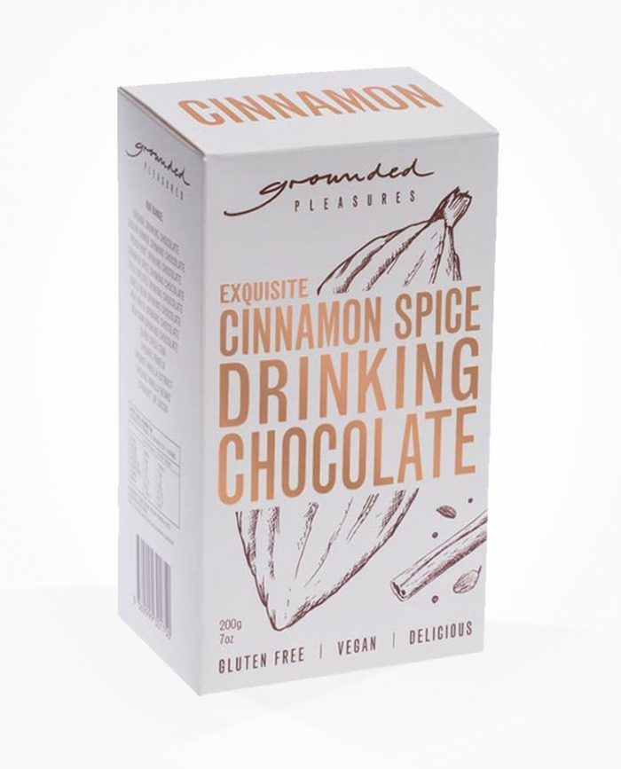 Cinnamon Spice Drinking Chocolate